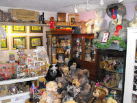 BB Swanage Teddy Bear Shop side WS
